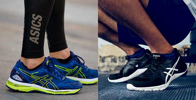 How to choose of cross-country running shoes