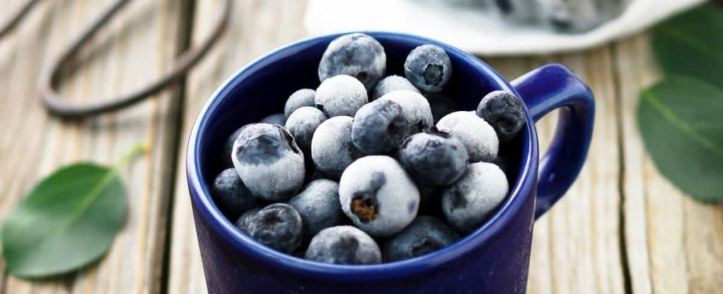 blueberries benefit