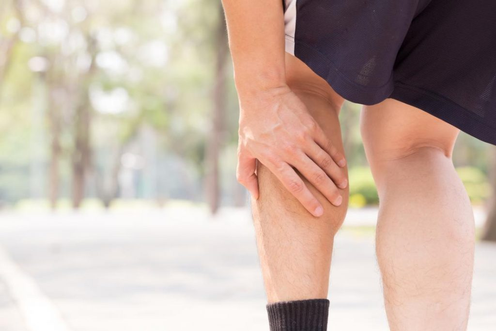 gastrocnemius muscle pain