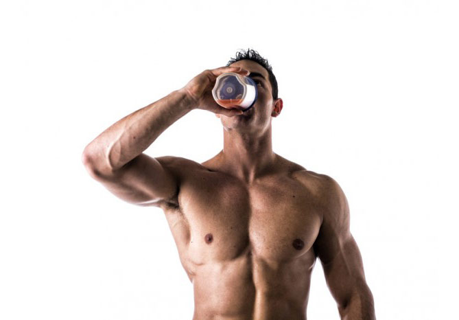 mass gainer for muscle growth
