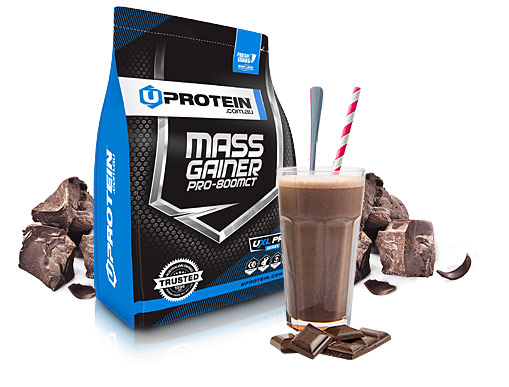 mass gainer or protein